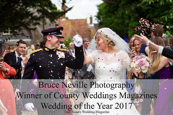 Sussex, Surrey & Hampshire Wedding Photography