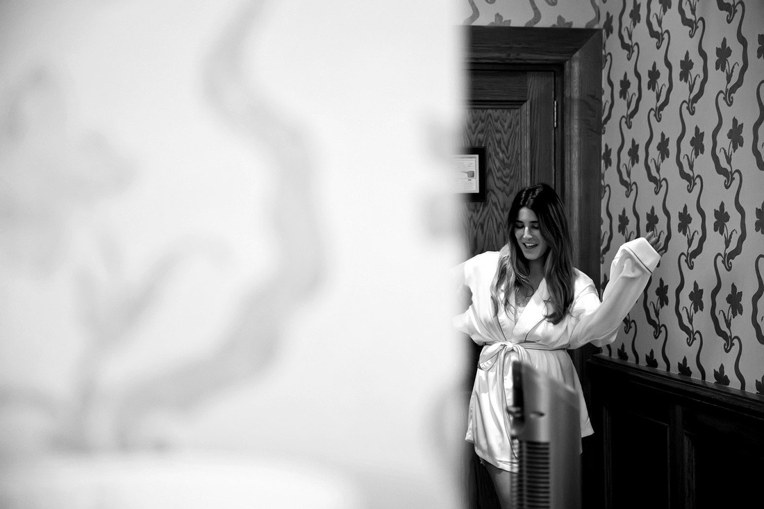 South Lodge Hotel wedding photographer
