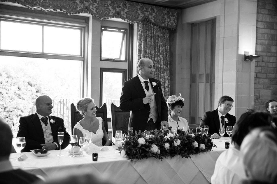 South Lodge Hotel Wedding