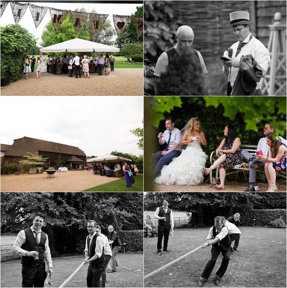 Gate Street Barn Wedding Emma & Nicholas